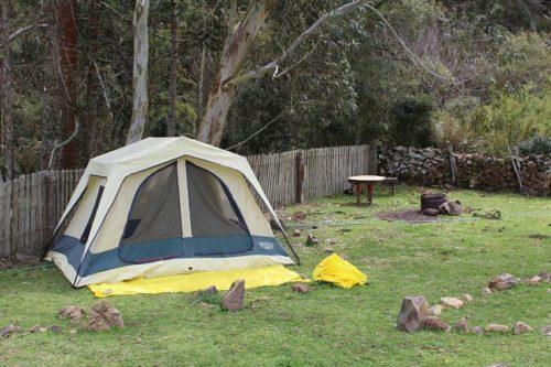 Camping Toca da Onça Eco Montain