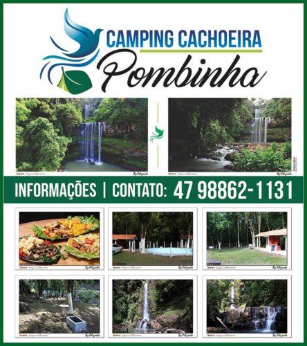 Camping Cachoeira Pombinha