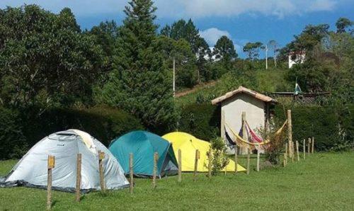 Camping Tô em Casa