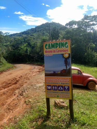 Camping Mirante do Carambore