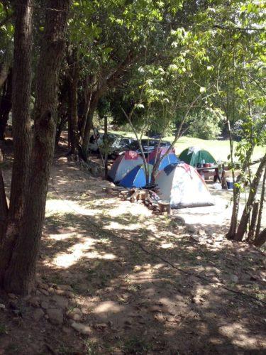 Camping Passagem Funda