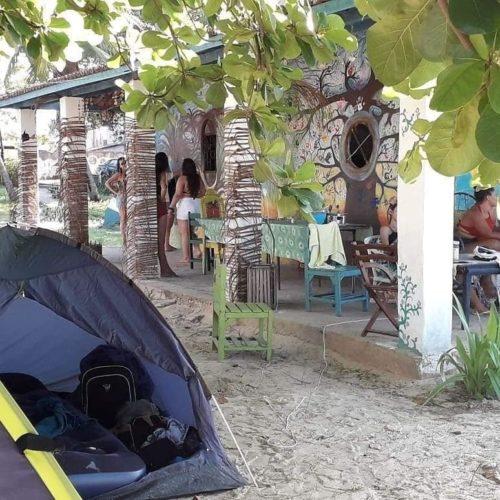 Camping Ubuntu Mundaú