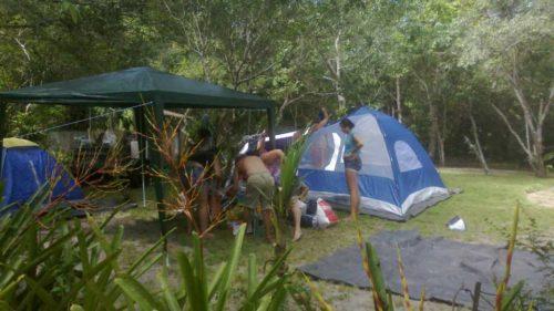 Camping EBMAR (Estação Biologia Marinha Augusto Ruschi)