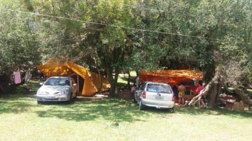 Camping Chácara das Pedras