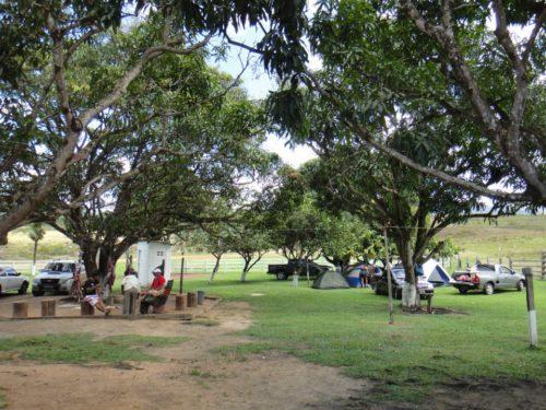Camping Fazendinha do Seu Saraiva
