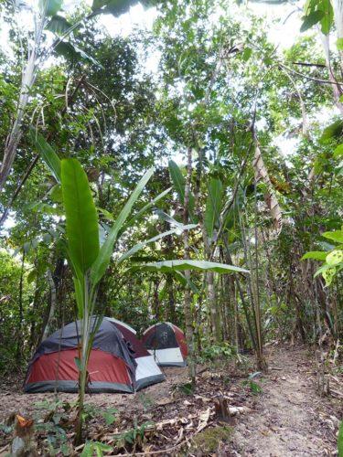 Camping Platô Tepequém