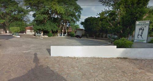Apoio RV - Hotel Serra da Capivara - São Raimundo Nonato