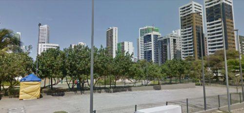 Apoio RV - Parque dona Lindu - Recife