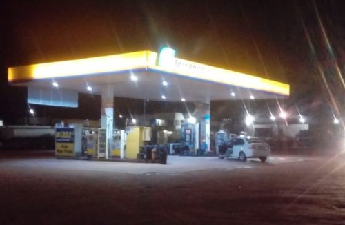 Apoio RV - Posto gasolina (Posto Dado) - Itaituba 2