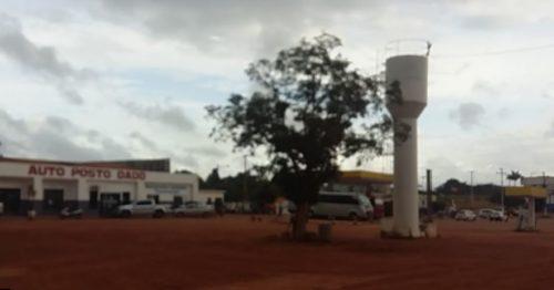 Apoio RV - Posto gasolina (Posto Dado) - Itaituba