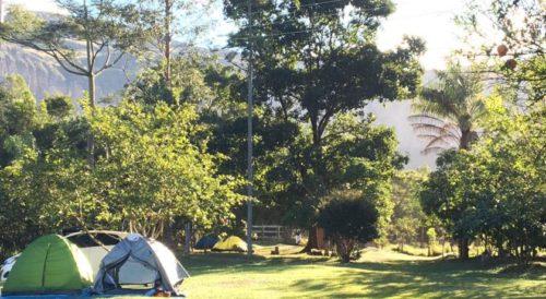 Camping Água da Rocha