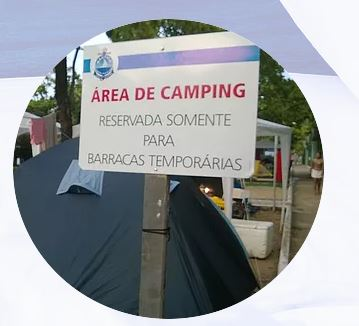 Camping Clube Náutico Três Marias