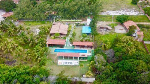Camping Espaço Sal e Luz - Ceará Mirim - RN 2