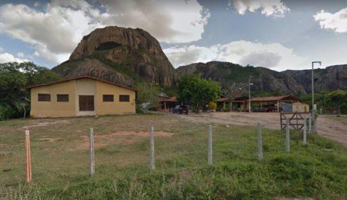 Camping Pedra da Boca (Seu Tico)