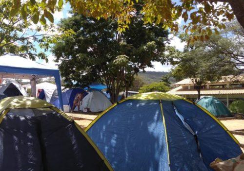 Camping Municipal Três Marias