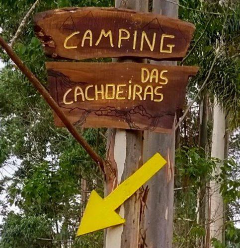 Camping das Cachoeiras