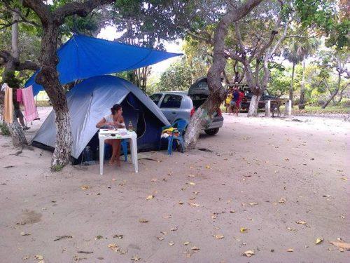 Camping do Tião