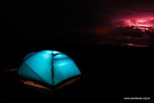 Camping Balneário Paraíso dos Pândavas