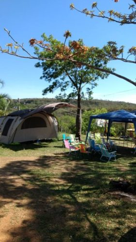 Camping Salto do Corumbá