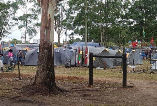 Apoio RV - Caverá Country Park - Araranguá