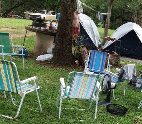 Camping Balneário Bom Princípio