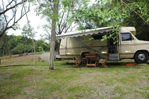 Camping Balneário Retiro