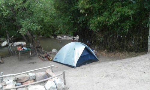 Camping Cachoeira do Imigrante