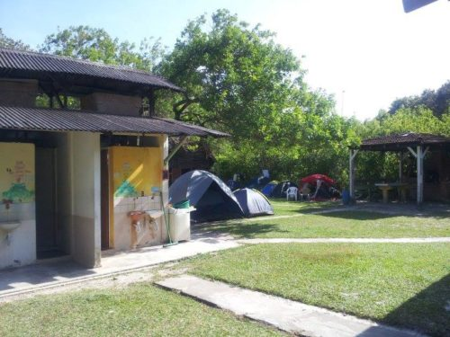 Camping Costa Brava - Ilha do Mel - PR 11