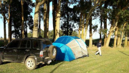 Camping dos Eucaliptos – Areal