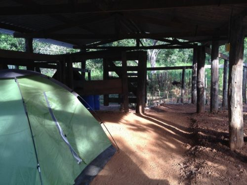 Camping Fazenda Cerradinho
