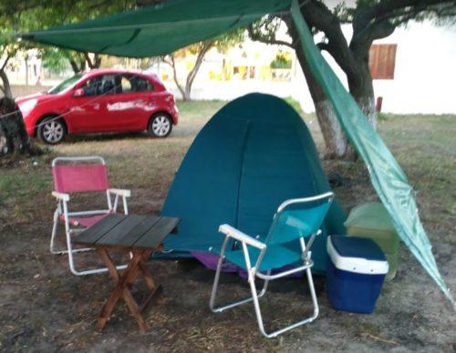 Camping Ferroviários Cassino
