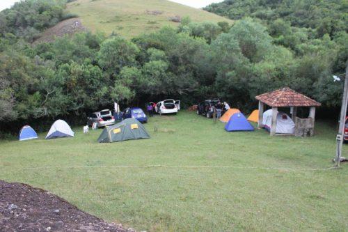 Camping Galpão de Pedra
