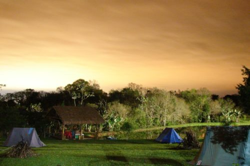 Camping Hostel Nature