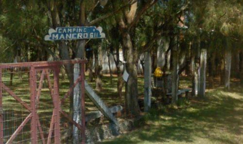 Camping Manero