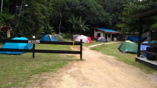 Camping Mata Atlântica - Trindade - RJ 6