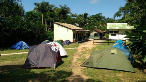 Camping Mata Atlântica - Trindade - RJ 7