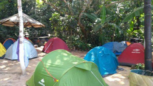 Camping Mata Atlântica - Trindade - RJ 9
