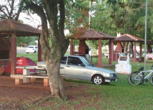 Camping PARANATUR – Terminal Turístico