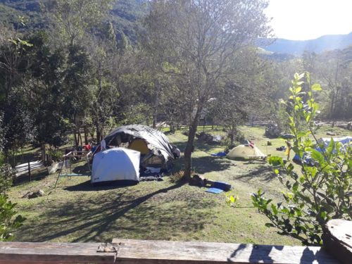 Camping Pico da Galera