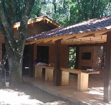 Camping Prainha de Ernestina