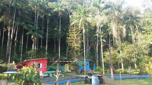Camping Recanto das borboletas - penedo - rj - 3
