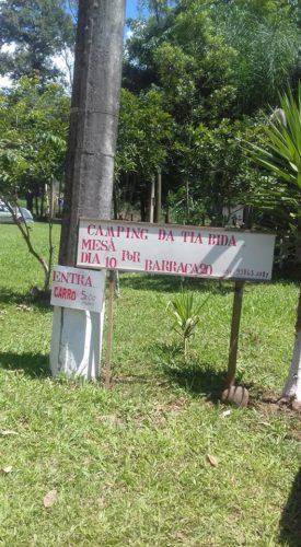 Camping Tia Bida - Maquiné - RS 7