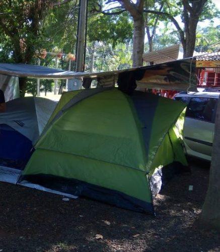 Camping Praia Zucco