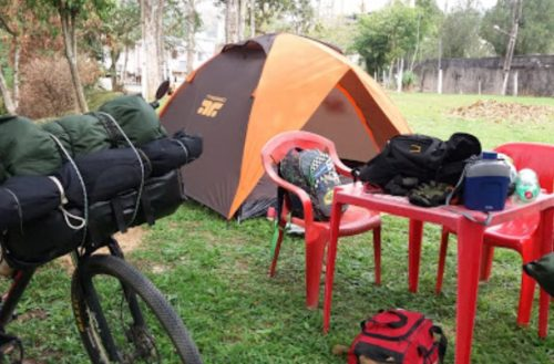 Camping Florestal