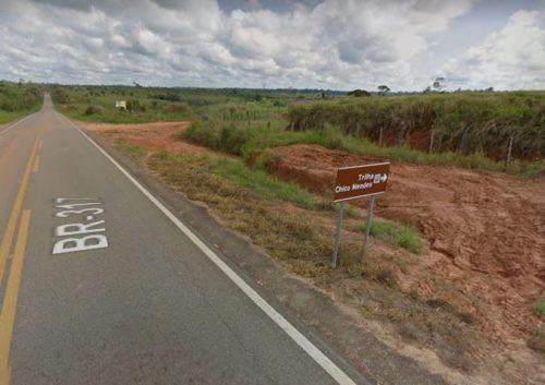 trilha chico mendes -brasileia-AC