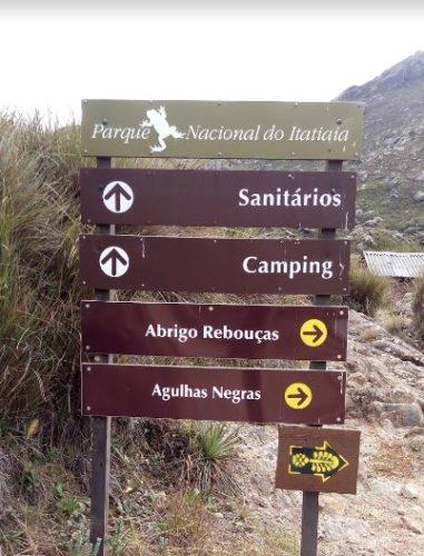 Camping Abrigo Rebouças