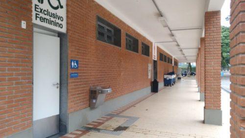 Apoio - Estacionamento Basílica Aparecida- Foto Joel Guimarães 1