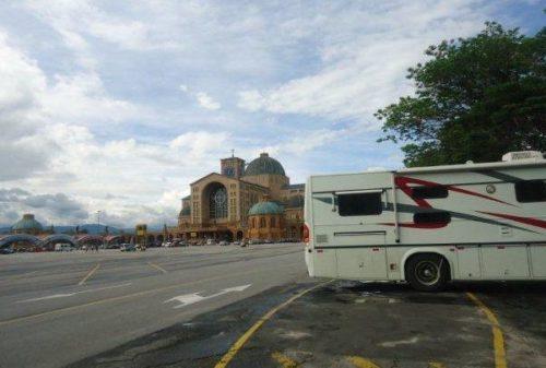 Apoio RV - Estacionamento Basílica Aparecida