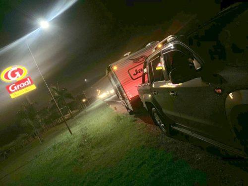 Apoio RV - Posto Graal Buenos Aires (SUL) – Registro -foto Fabio Castropil-1