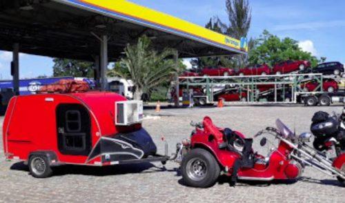 Apoio RV - Posto Nápoli Ipiranga - Jaguaruna 2